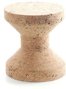 Vitra Cork Family Side Table Stool - Model A at Velocity Art And Design - Your home for modern furniture and accessories in Seattle and the US.