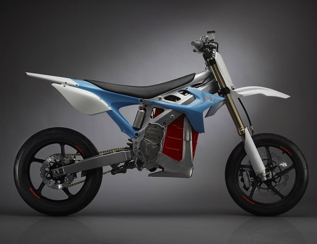 BRD Redshift Electric Motorcycle | Gear Patrol