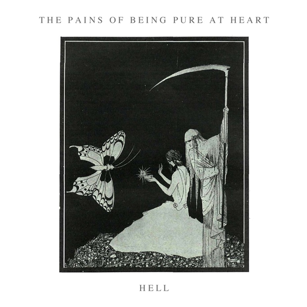 "The Pains of Being Pure at Heart Announce New EP Hell, Cover ""Laid"" by James 