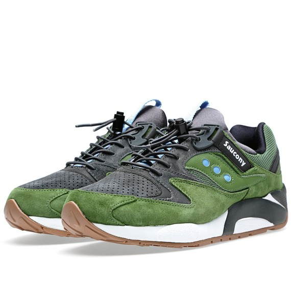 round about: SAUCONY GRID 9000 PREMIUM – 3 DOTS PACK