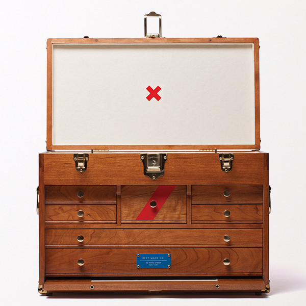 Best Made Company — 41D Gerstner Chest for Best Made