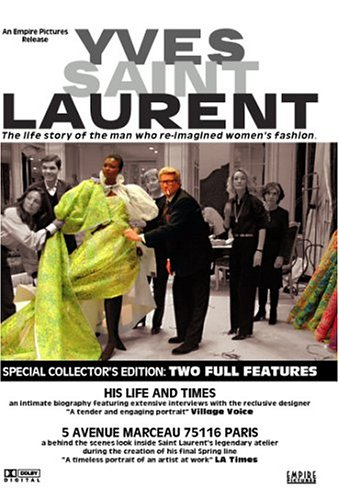 david teboul yves saint laurent his life and times 5 avenue