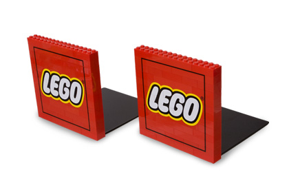 LEGO Book Ends - LEGO Gifts and Gadgets