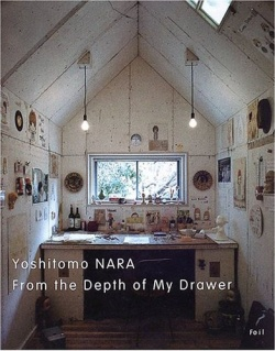 BOOKS by artist > N - 奈良美智: From the Depth of My Drawer - Satellite サテライト | art books 現代アート書籍 | art goods 現代アートグッズ | art works 現代アート作品