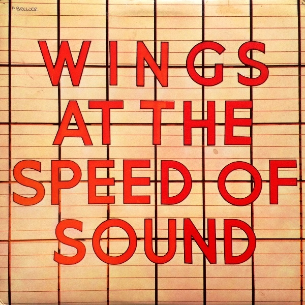 Wings (2) - Wings At The Speed Of Sound at Discogs