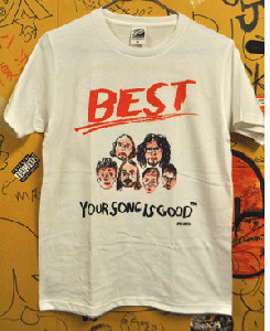 YOUR SONG IS GOOD / BEST TOUR-TEE - カクバリズム・デリバリーサービス