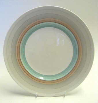 English - Susie Cooper 'Wedding Ring' dinner plate was sold for R149.00 on 16 Jun at 16:01 by doug4074 in Cape Town (ID:38930848)