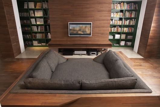 Designspiration — Lounge Bed