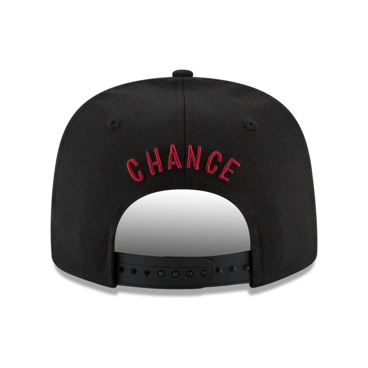 Chance 3 New Era Cap — Chance the Rapper