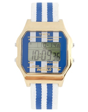 Timex | Timex Classic Nylon Strap Watch at ASOS