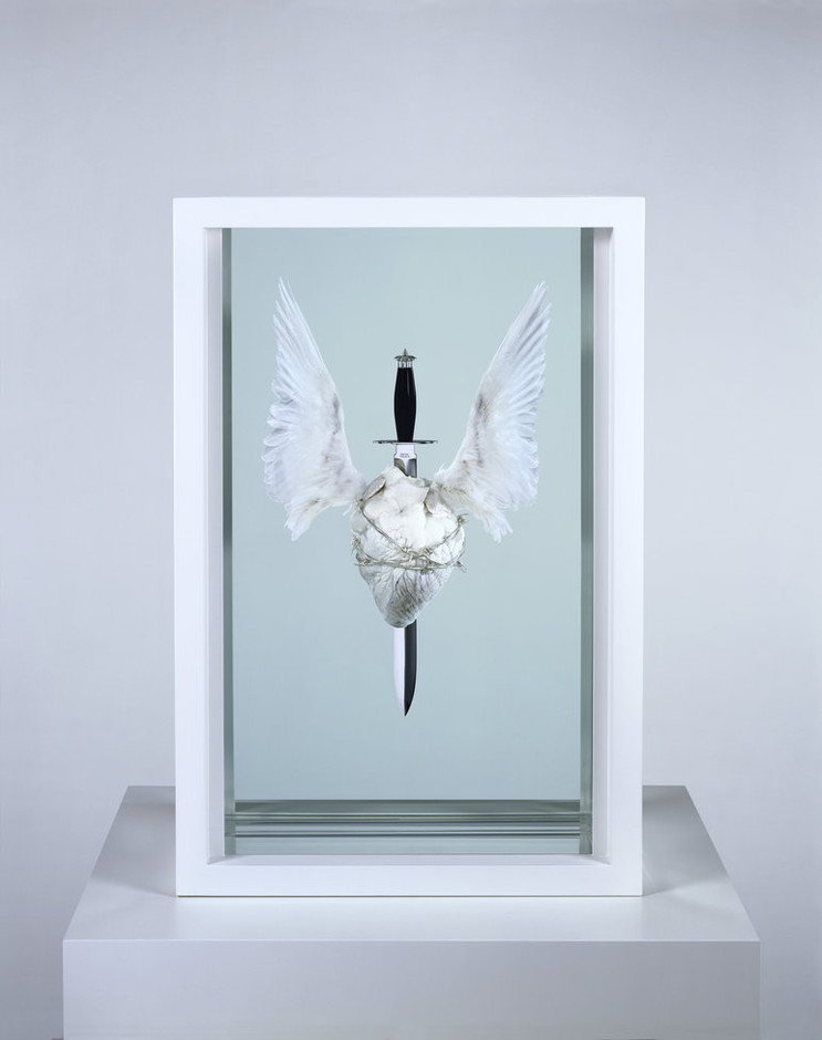The Immaculate Heart – Sacred - Damien Hirst