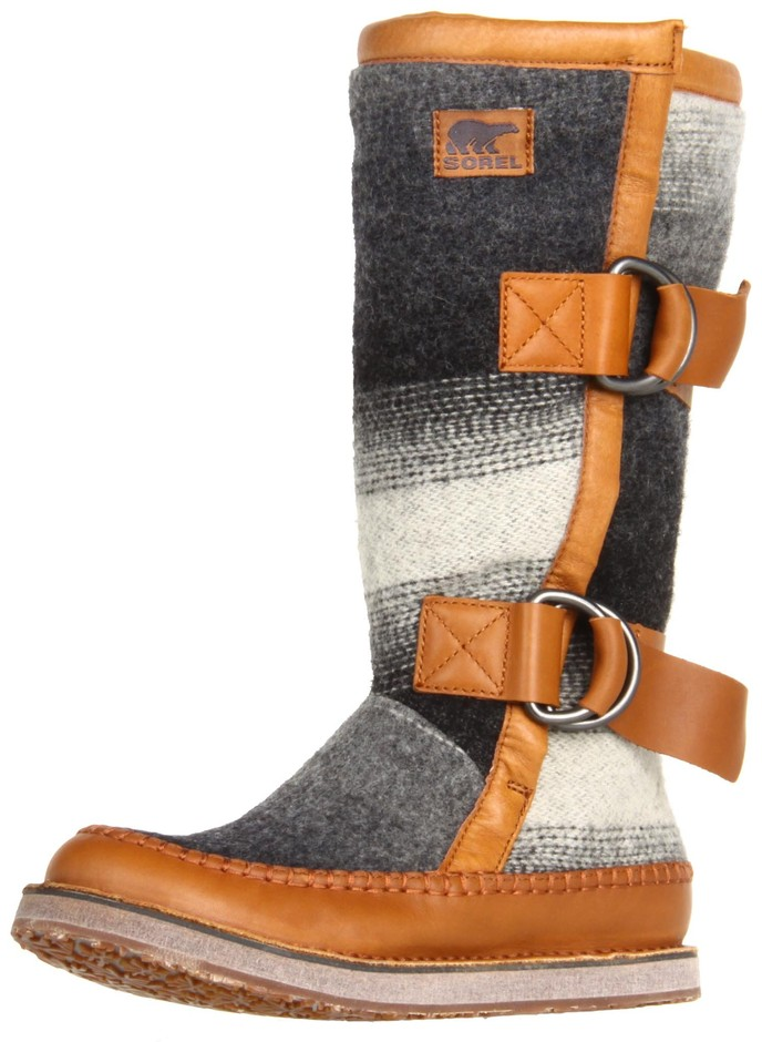 Amazon.com: Sorel Womens 'Chipahko Blanket' Winter Boot: Shoes