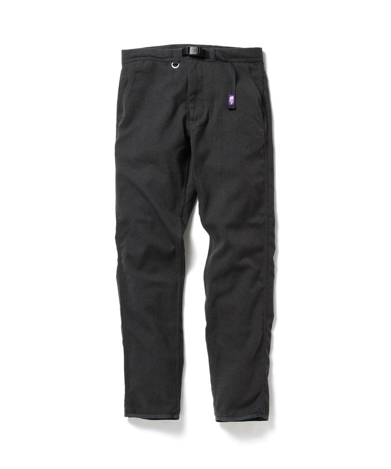 Pilgrim Surf+Supply(ピルグリム サーフ+サプライ)THE NORTH FACE PURPLE LABEL / Polyester Serge Field Pants(パンツ カジュアルパンツ)通販|BEAMS