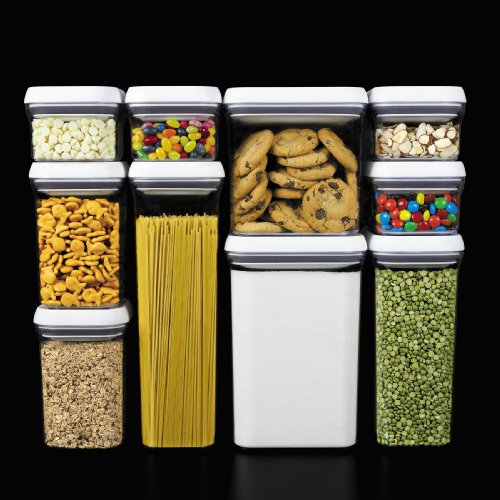 Amazon.com: OXO Good Grips 10-Piece POP Container Set: Kitchen & Dining