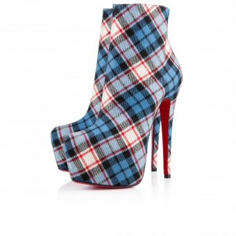 【LASO ラソ】★Fall 2012 Collection★Christian Louboutin DAF BOOTY TARTAN クリスチャン・ルブタン