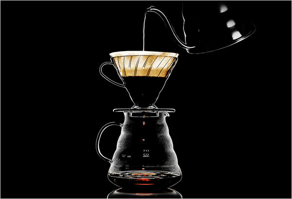 Japan's Pour-Over Coffee Wins Converts - NYTimes.com