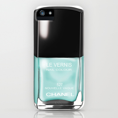 CHANEL Nail Polish iPhone & iPod Case by BeckiBoos   Society6