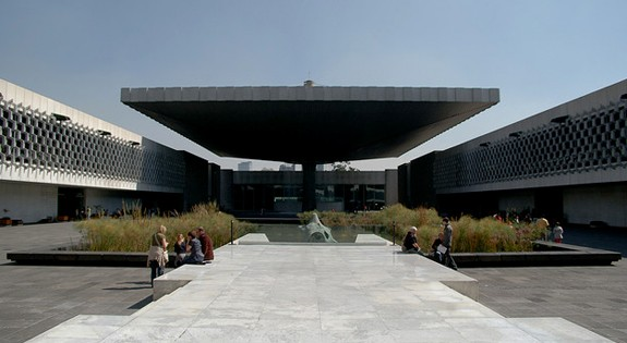 National Museum of Anthropology | ArchiTravel