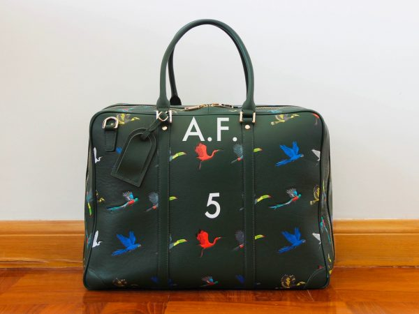 Birds of Feathers Bag Number 5 – VERY TROUBLED CHILD