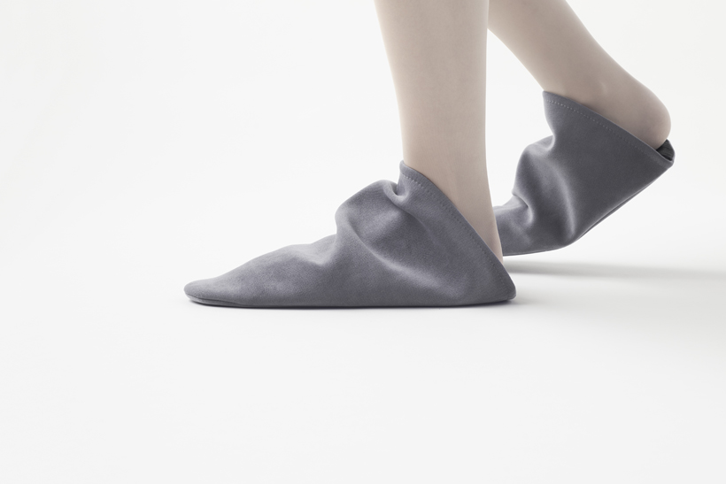 triangle roomshoes | nendo