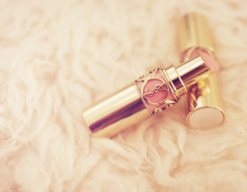 lepillow, lipstick, retro, yves saint laurent - inspiring picture on Favim.com