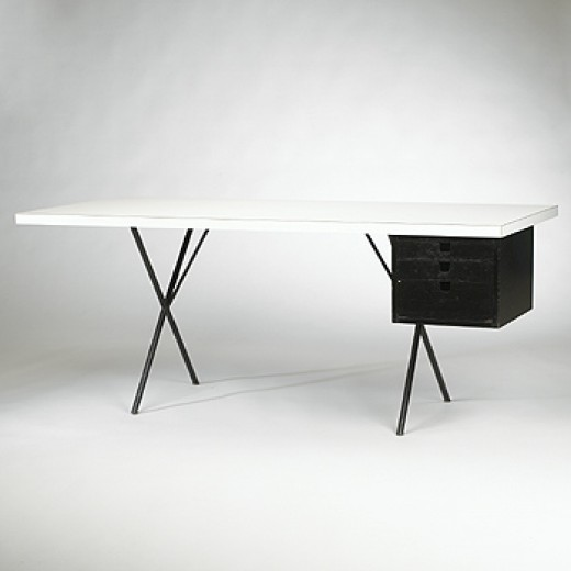 384: George Nelson & Associates / desk < Modernist 20th Century, 07 December 2003 < Auctions | Wright