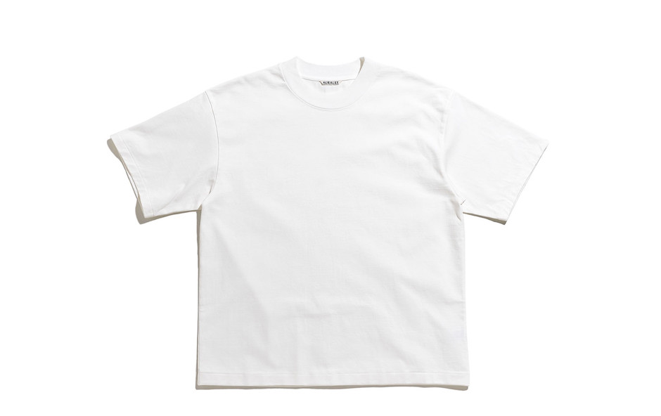 Stand Up Tee-White