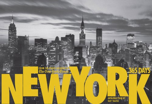 Amazon.co.jp: New York: 365 Days: New York Times: 洋書
