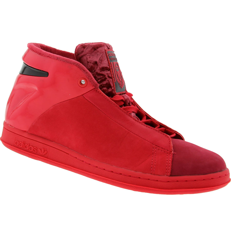 Adidas Stan Smith 90s Mid SW Star Wars Emperor Imperial Guard (red) Sneakers G41817 - Adidas Shoes