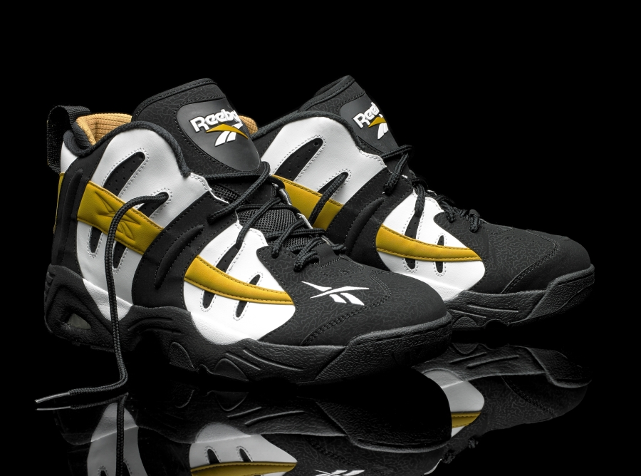 Reebok Introduces The Rail in White, Black, and Gold - SneakerNews.com