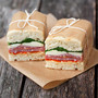 Pressed Italian Sandwiches - Seasons and Suppers