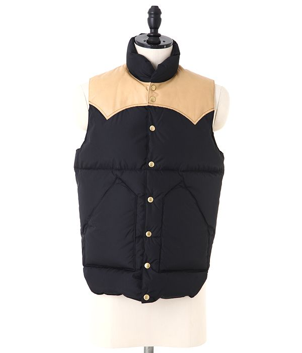 ROCKY MOUNTAIN FEATHER BED|ロッキーマウンテンフェザーベッド(正規取り扱い店)|Down Vest/NYLON| ARKnets (アークネッツ)