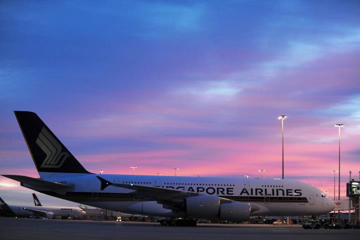 SQ A 380 on Twitpic
