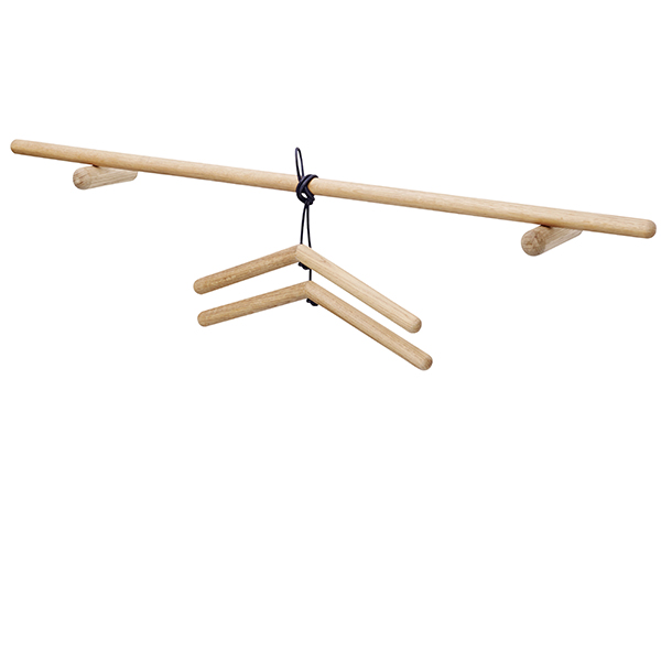 Skagerak Georg hangers | Coat hangers | Storage | Finnish Design Shop