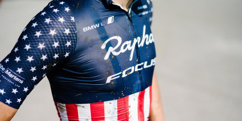 US National Champion Edition Cross Jersey | Rapha Site