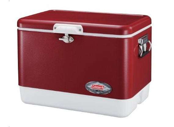 Coleman 54-Quart Steel Belted Cooler | Incredible Things