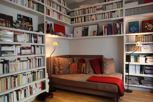 home library of my dreams | Home