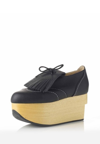 Rocking Horse Golf Relaxed Black   Vivienne Westwood