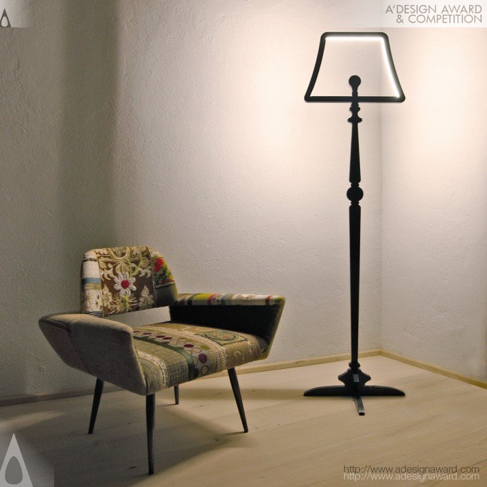 A' Design Award and Competition - Images of Shade Lamp by Björn Ischi