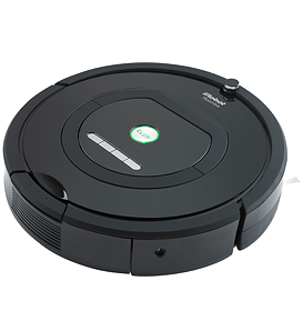 THE CLEANING ROBOT: Roomba 770 - Cellocean.com