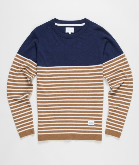 Norse Store | Premium Casual and Sportswear Online - Norse Projects Borderline Knit