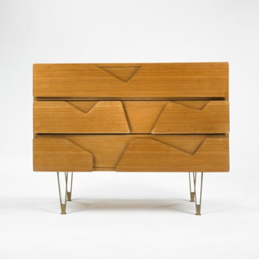 612: Gio Ponti / cabinet < Important Design, 20 May 2008 < Auctions | Wright