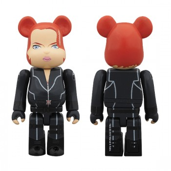 MEDICOM TOY OFFICIAL BLOG » Blog Archive » BE@RBRICK BLACK WIDOW/8月10日(金)より