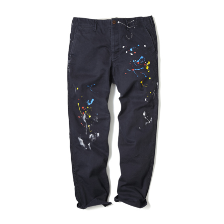 BASIC CHINO PANTS / PAINT|BOTTOMS|HEADPORTER OFFICIAL ONLINE STORE|ヘッドポーター オンラインストア