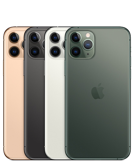 Buy iPhone 11 Pro and iPhone 11 Pro Max - Apple
