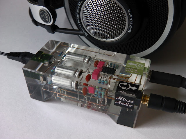 Run Away Brainz: Audio: Crystal cMoy Freeform Headphone Amp