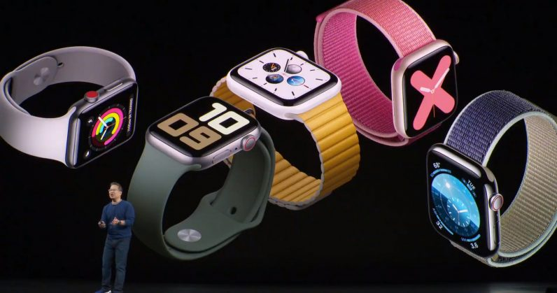 Apple Watch Series 5 gets an always-on display and $399 starting price