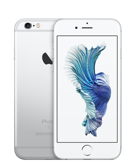 iPhone 6s 128GB シルバー - Apple (日本)