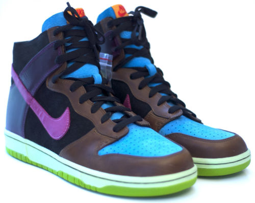 NIKE DUNK HI NL UNDEFEATED 2005 DEADSTOCK UNDFTD UNION | eBay