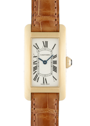 couronne | CARTIER TANK AMERICAN